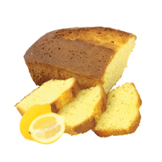 Profi lemon pound cake